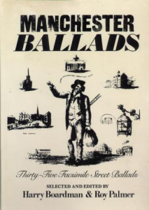 Manchester Ballads cover